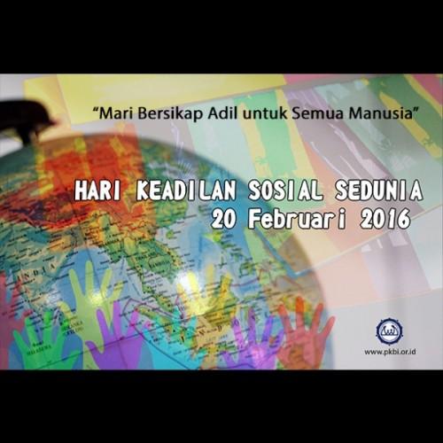Hari Keadilan Sosial Sedunia IG Final